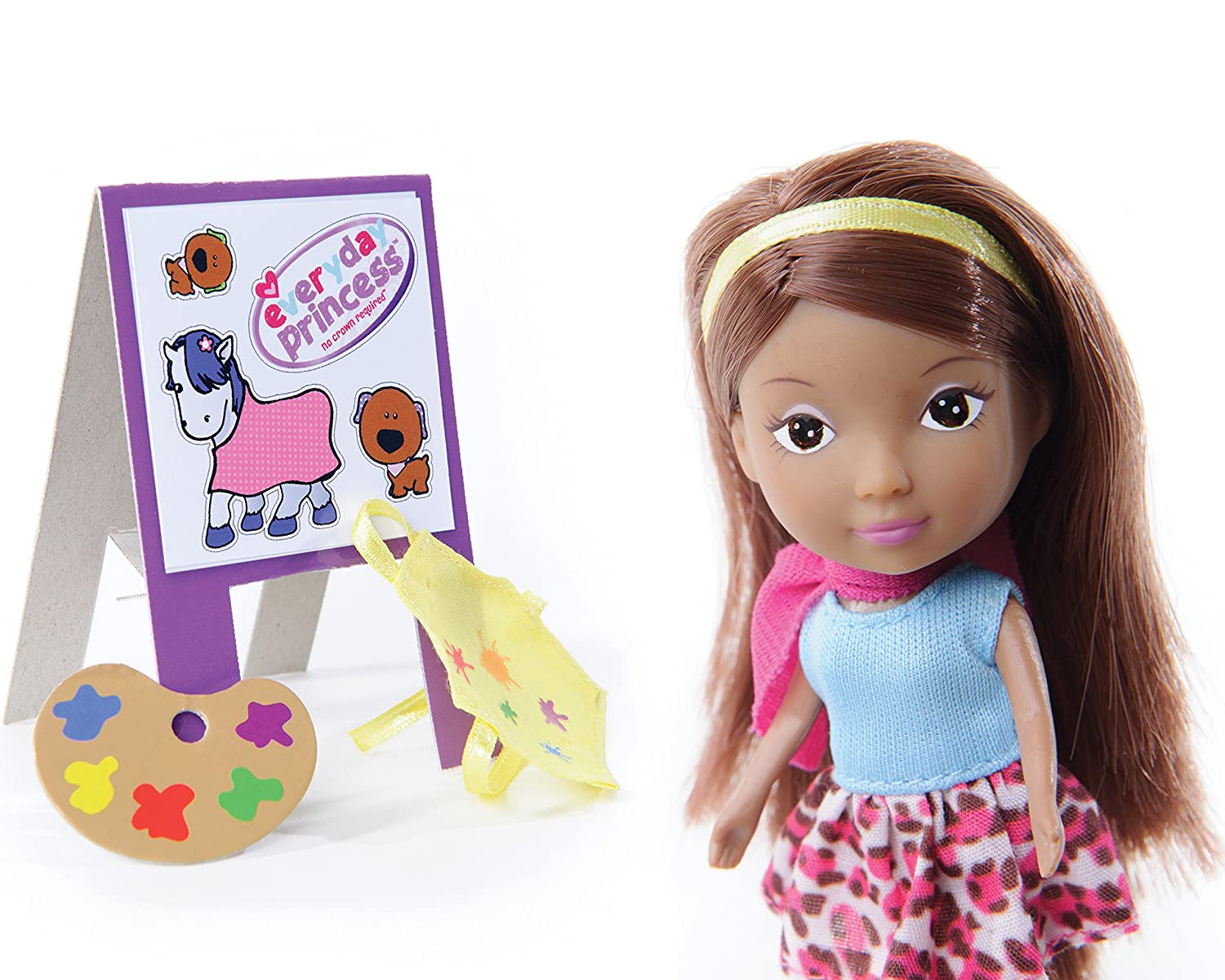 Neat-Oh Everyday Princess Julia Doll and Accessories