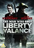 The Man Who Shot Liberty Valance (2012 re-pack) [DVD]