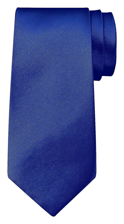 BomGuard Krawatte einfarbig Herren 8cm breit für Hochzeit Konformation Business JGA in vielen Farben erhältlich BK8-7
