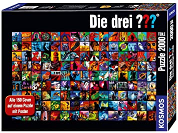 drei fragezeichen puzzle cover
