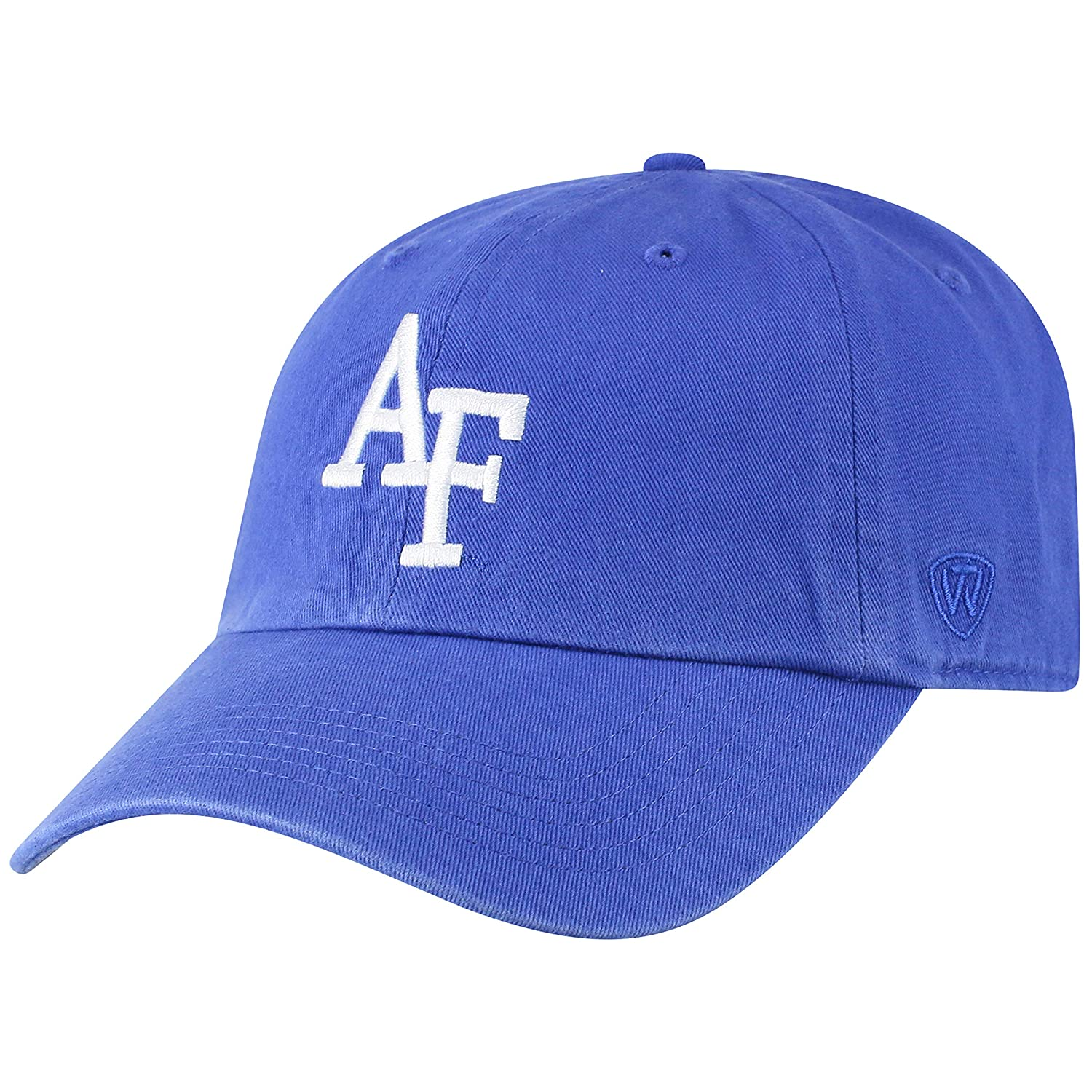 huge discount bbe21 3ff78 Amazon.com   Top of the World Air Force Falcons Men s Hat Icon, Royal,  Adjustable   Clothing