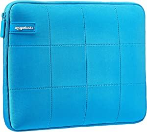 "AmazonBasics 11.6"" Urban Laptop Sleeve Case - Blue"