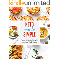 Keto Made Easy: Easy Ketogenic Recipes for Weightloss!