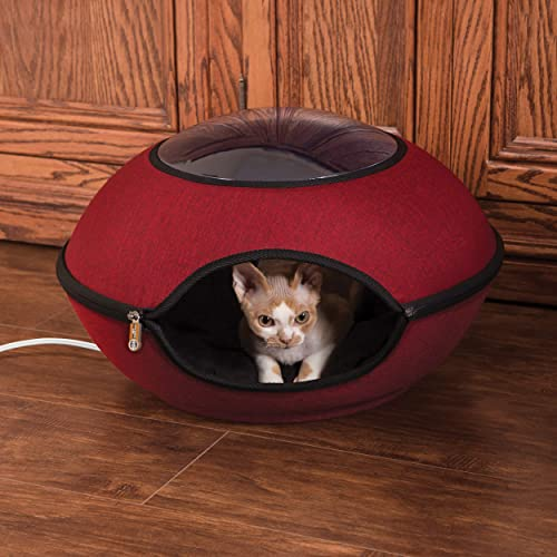 K H PET PRODUCTS Thermo-Lookout Pod Heated Cat Bed