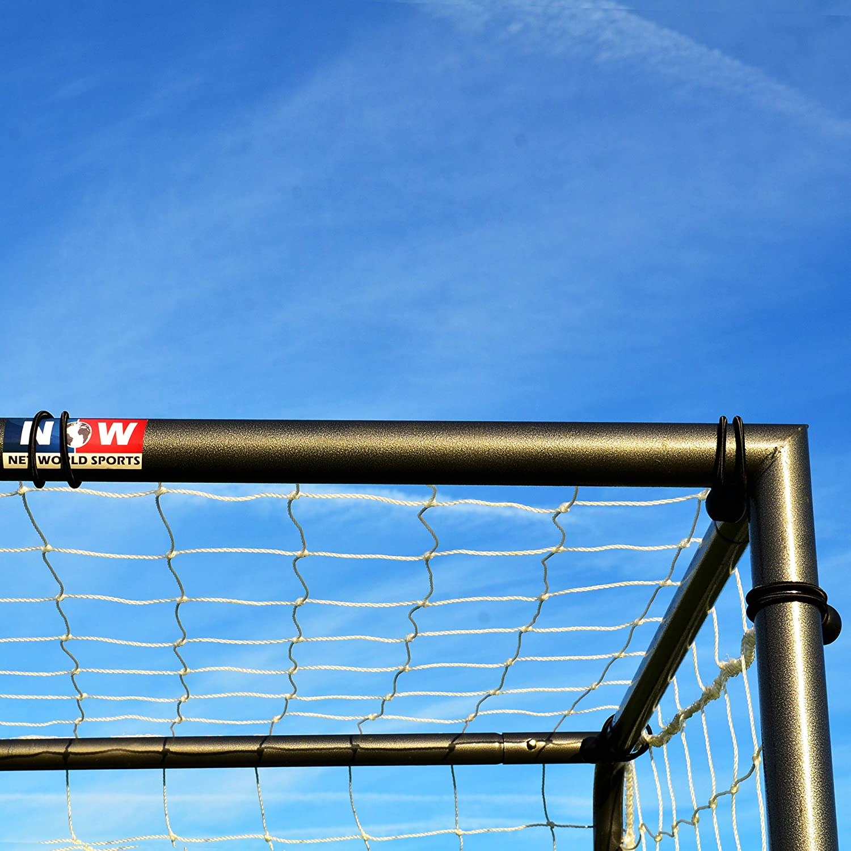 amazon com 12 x 6 forza steel42 soccer goal the strongest