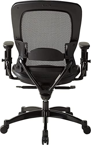 SPACE Seating Breathable Mesh Seat and Back