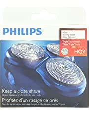 Philips Replacement Shaver Head for HQ, PT and AT series shavers Triple Track, HQ9/53