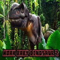woah bebé dinosaurio 2
