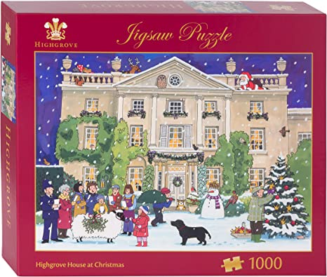 Jigsaw Puzzle 48 Pieces Christmas