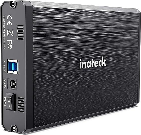 Inateck FE 3001 Caja de disco duro 2.5/3.5