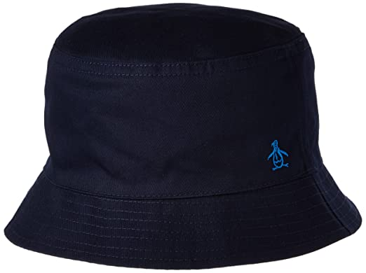 Image Unavailable. Image not available for. Colour  Original Penguin Men s  Ginket Reversible Bucket Hat ... 4cd64463e75