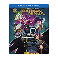 Batman Ninja (steelbook) [Blu-ray]