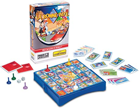 Parker - Juego de Tablero, 2 a 6 Jugadores (versión en francés): Amazon.es: Juguetes y juegos