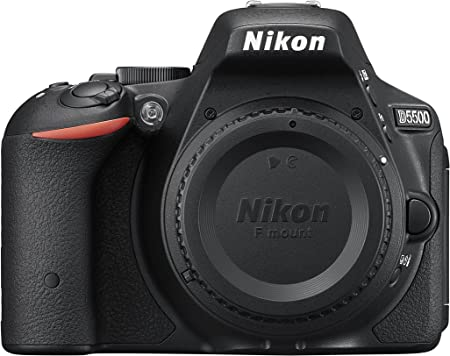 Nikon D5500 - Cámara digital 24,2 Mp (pantalla táctil de 3.2
