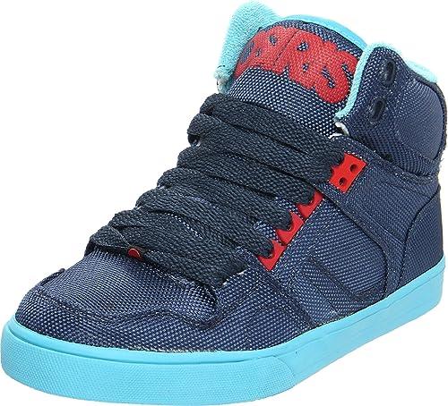Osiris NYC 83, Zapatillas para Niños, Teal/Red, 11 UK Junior: Amazon.es: Zapatos y complementos