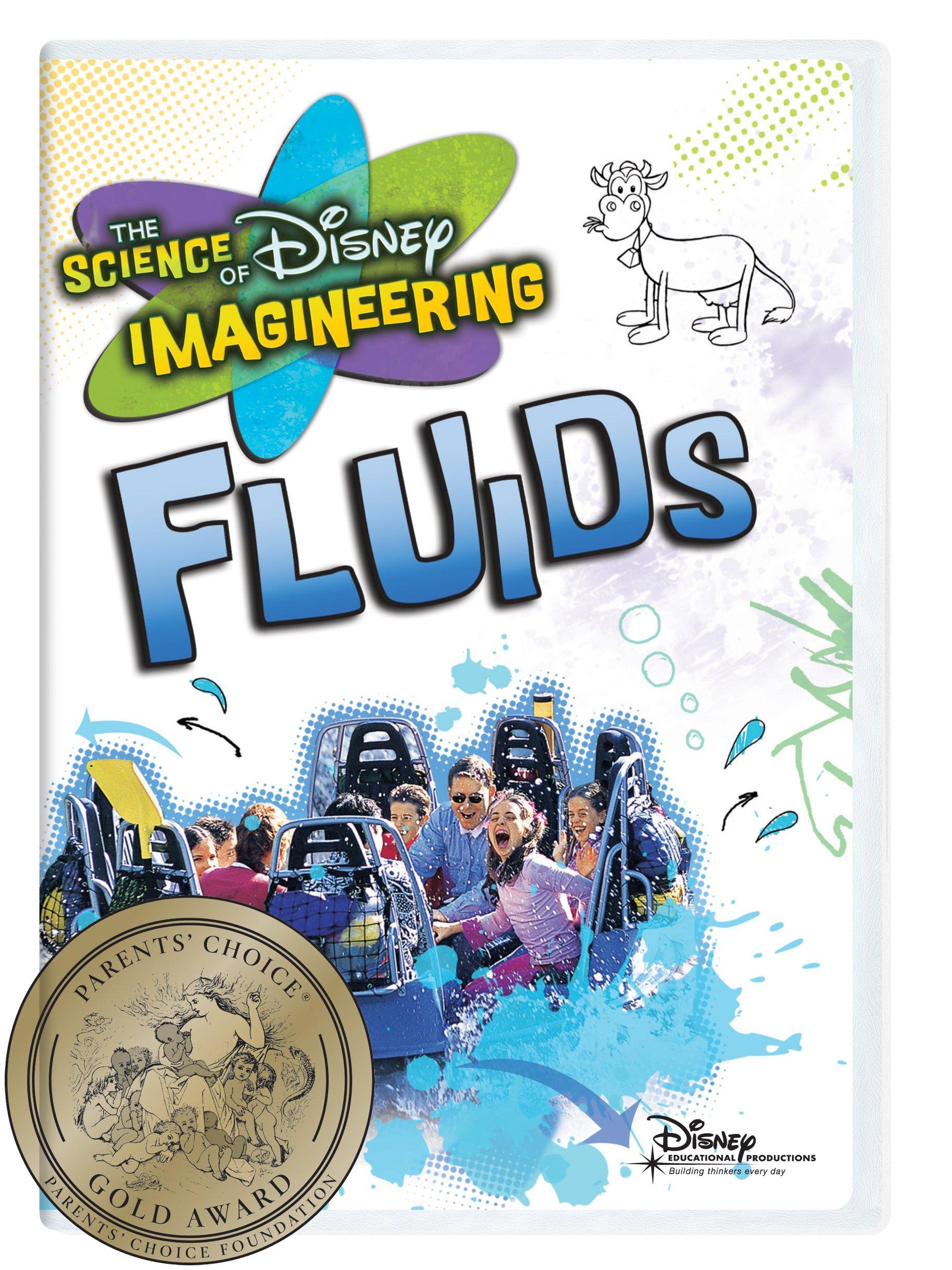 The Science of Disney Imagineering: Fluids Classroom Edition [Interactive DVD]