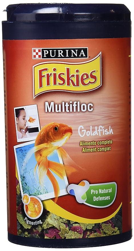 Friskies Alimento Completo para Peces de Agua Fria - 110 gr