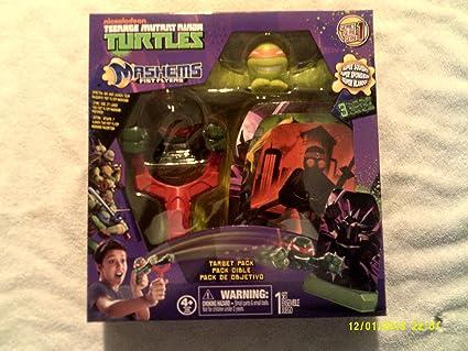 Amazon.com: Mash ems Teenage Mutant Ninja Turtle Target ...