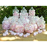 Plastic Jar Party Pack - 19 Assorted Jars