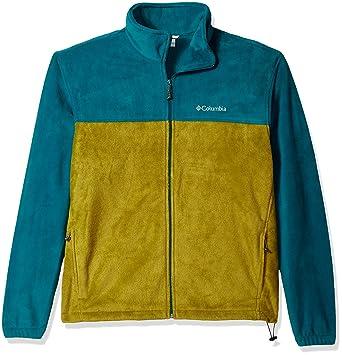 20085de1ed6 Columbia Men's Steens Mountain Full Zip Fleece 2.0, Phoenix Blue, M, Small
