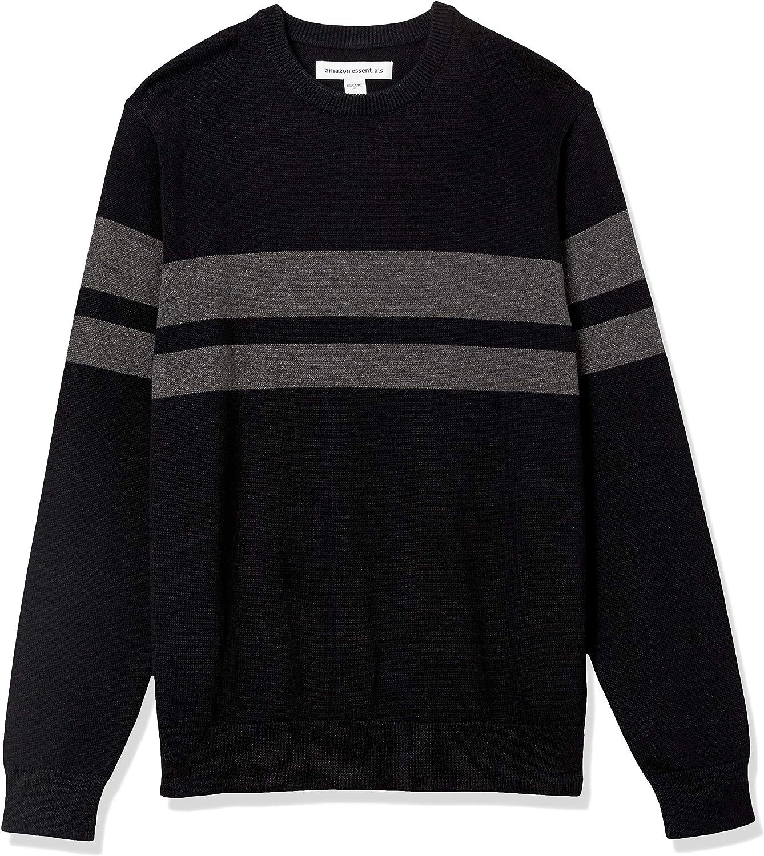 Amazon Essentials Men's Crewneck Sweater