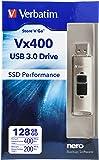 Verbatim 47690 128GB VX400 USB 3.0 Flash Drive