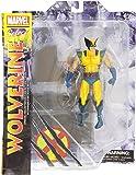Marvel Select - Yellow Wolverine Comic Coll. Edi.I