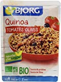 Bjorg Quinoa Tomate Olive Doy Pack 250 g - Lot de 3