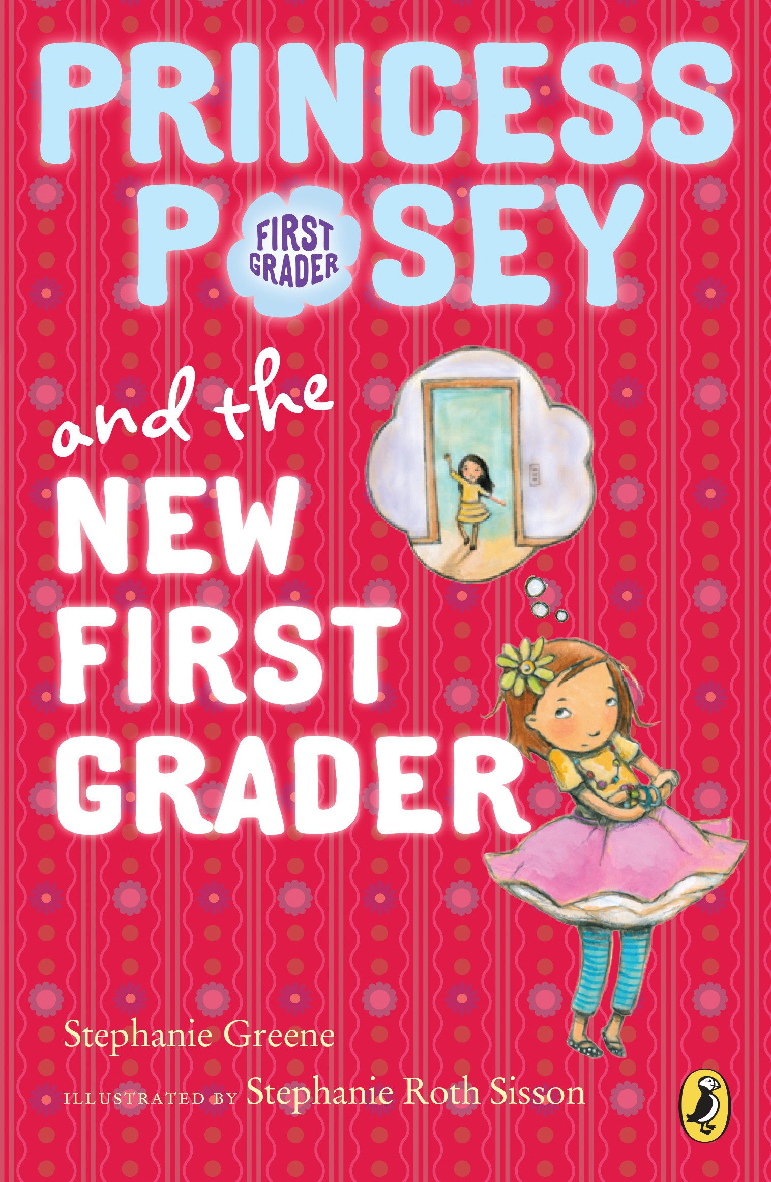 Princess Posey and the New First Grader (Princess Posey, First ...