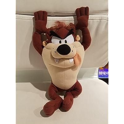 "Looney Tunes - TAZ 13"" Plush: Toys & Games"