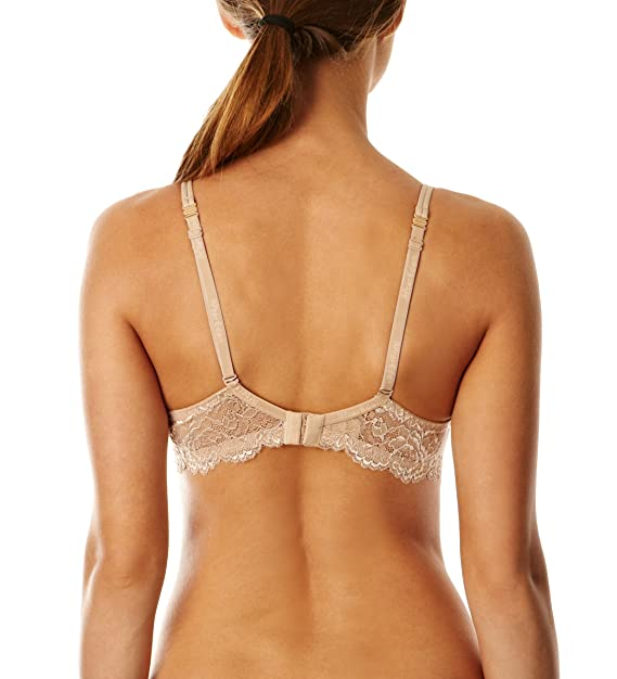 After Eden Womens Double Boost Lace Bra 2.5860 at Amazon Womens Clothing store: