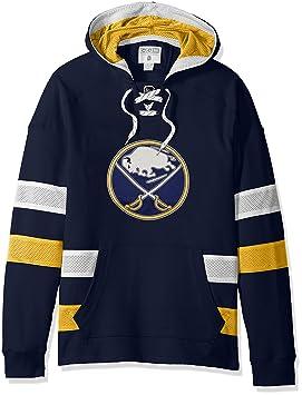 adidas Buffalo Sabres CCM NHL Pena Matar de Hombre Vintage Jersey Sudadera - 703FAH A6M, Marino: Amazon.es: Deportes y aire libre