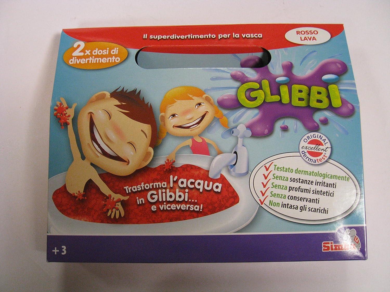 Glibbi 4 Assortito,105955362009 Simba 40059