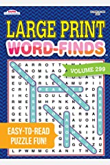 Large Print Word-Finds Puzzle Book-Word Search Volume 299 Paperback
