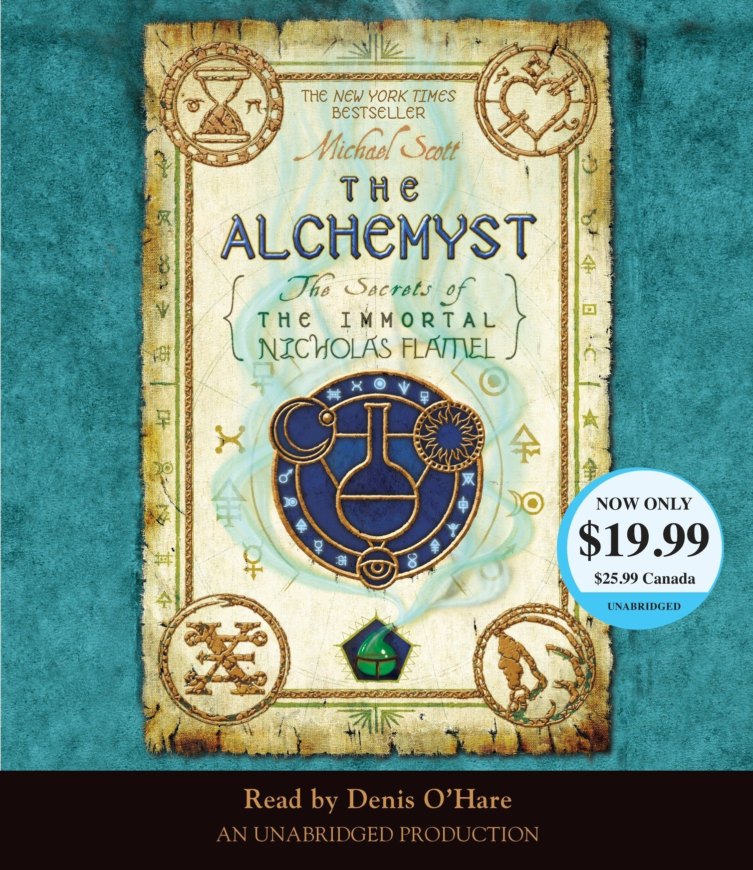 The Alchemyst (The Secrets of the Immortal Nicholas Flamel)