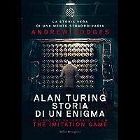 Alan Turing: The Imitation Game - Storia di un enigma (Italian Edition) book cover