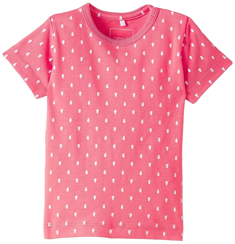 Camiseta Beb/é-Ni/ñas NAME IT Yummi NB CU SS Top Girl 215