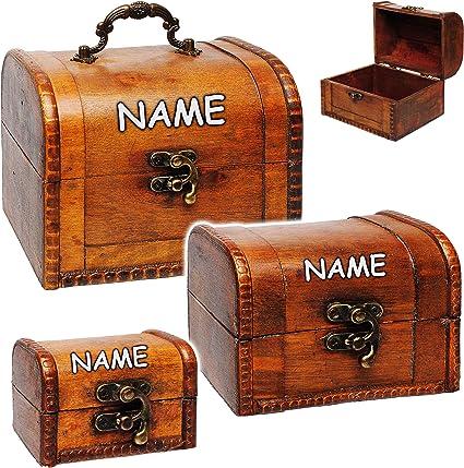 kleine Kiste kleine Mini Kiste  Holzkiste kleine Truhe Kiste Box  Schatztruhe