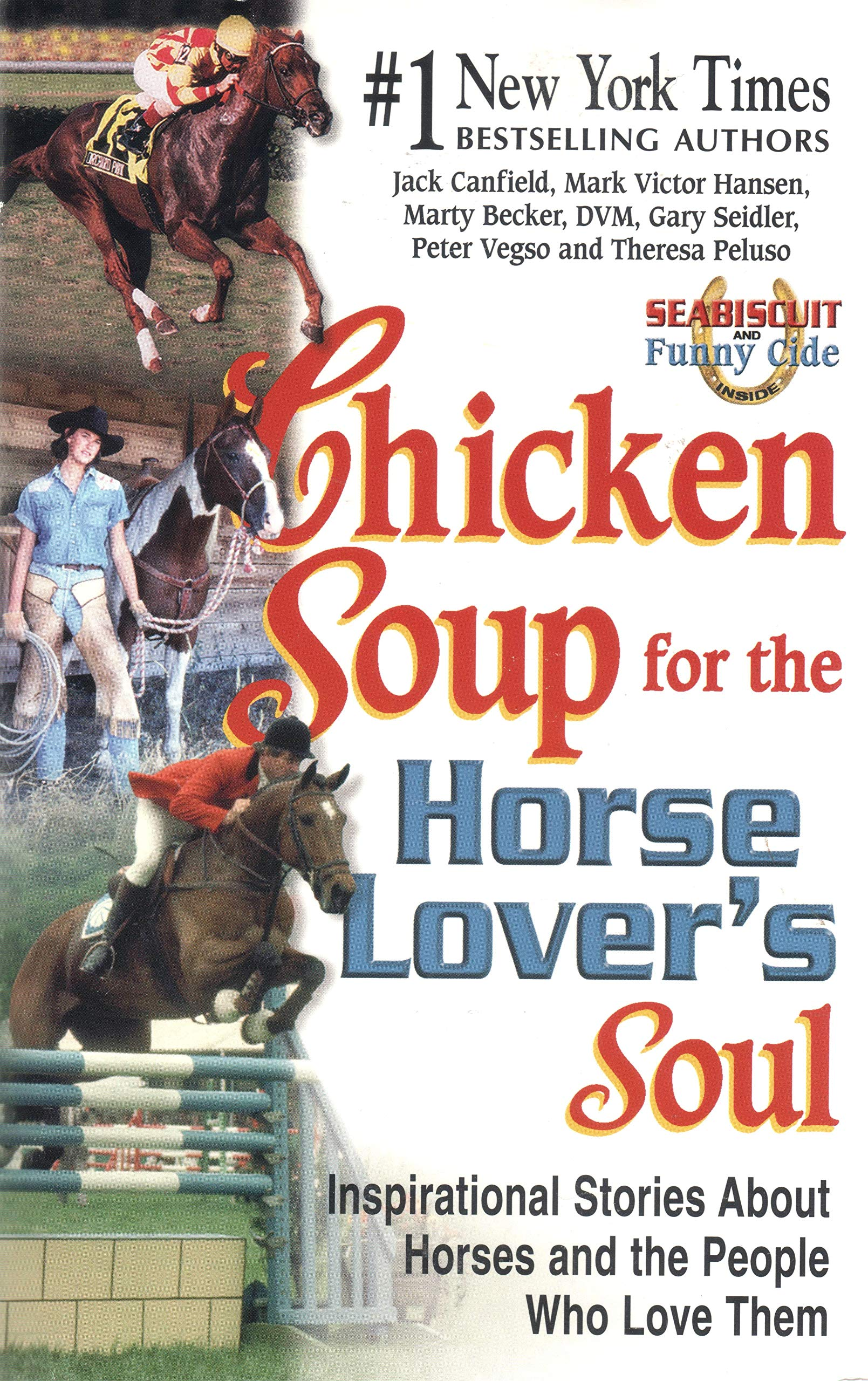 Download Chicken Soup for the Horse Lover's Soul PDF