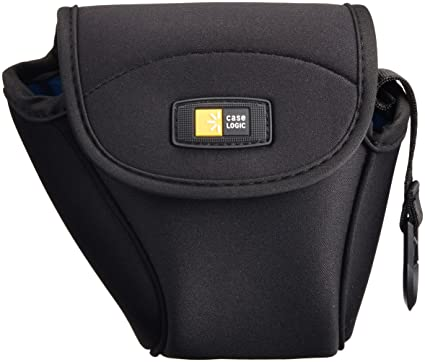 Case Logic Compact System Camera Day Holster  Black  Camera Cases