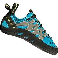 La Sportiva Unisex-Kinder Tarantulace Blue Kletterschuhe türkis