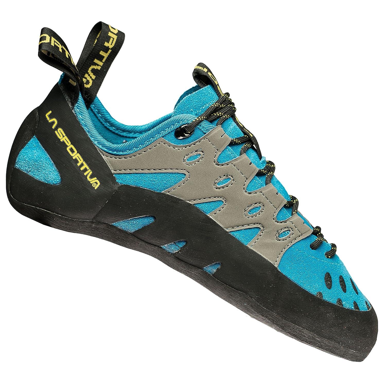 La Sportiva Unisex-Erwachsene Tarantulace Blau Kletterschuhe