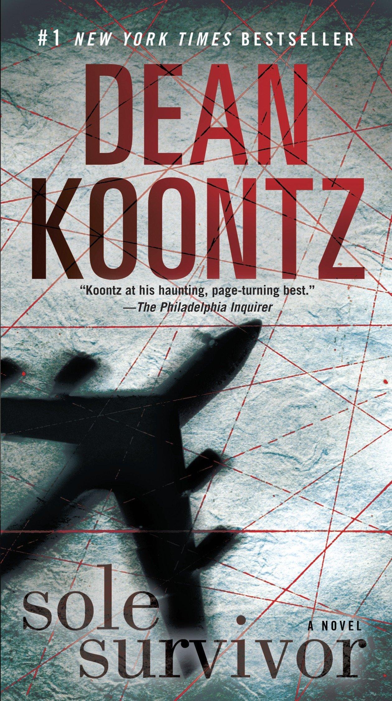 Amazon Sole Survivor A Novel Dean Koontz Livres