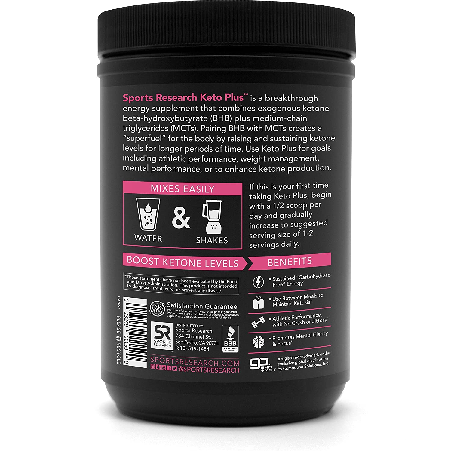 New Keto Plus With Exogenous Ketones Bhbs Get Into Low Jitter Sige Vcsos Ketosis Enhance Performance Mental Focus Vegan Friendly Non Gmo Gluten