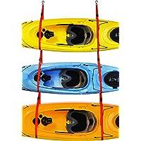 Malone Auto Racks SlingThree Triple Kayak Storage System