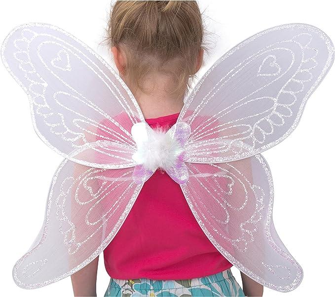 Bristol Novelty Kinder Karneval-Diadem mit Schmetterling-Design