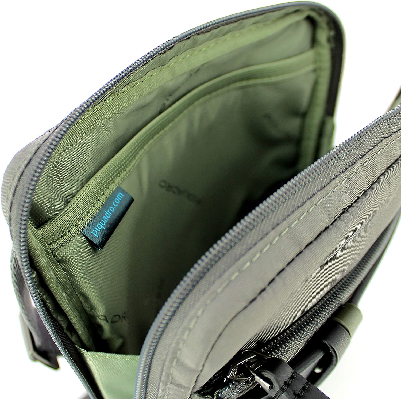 PIQUADRO Bag W90 Male Gray CA4504W90-GR