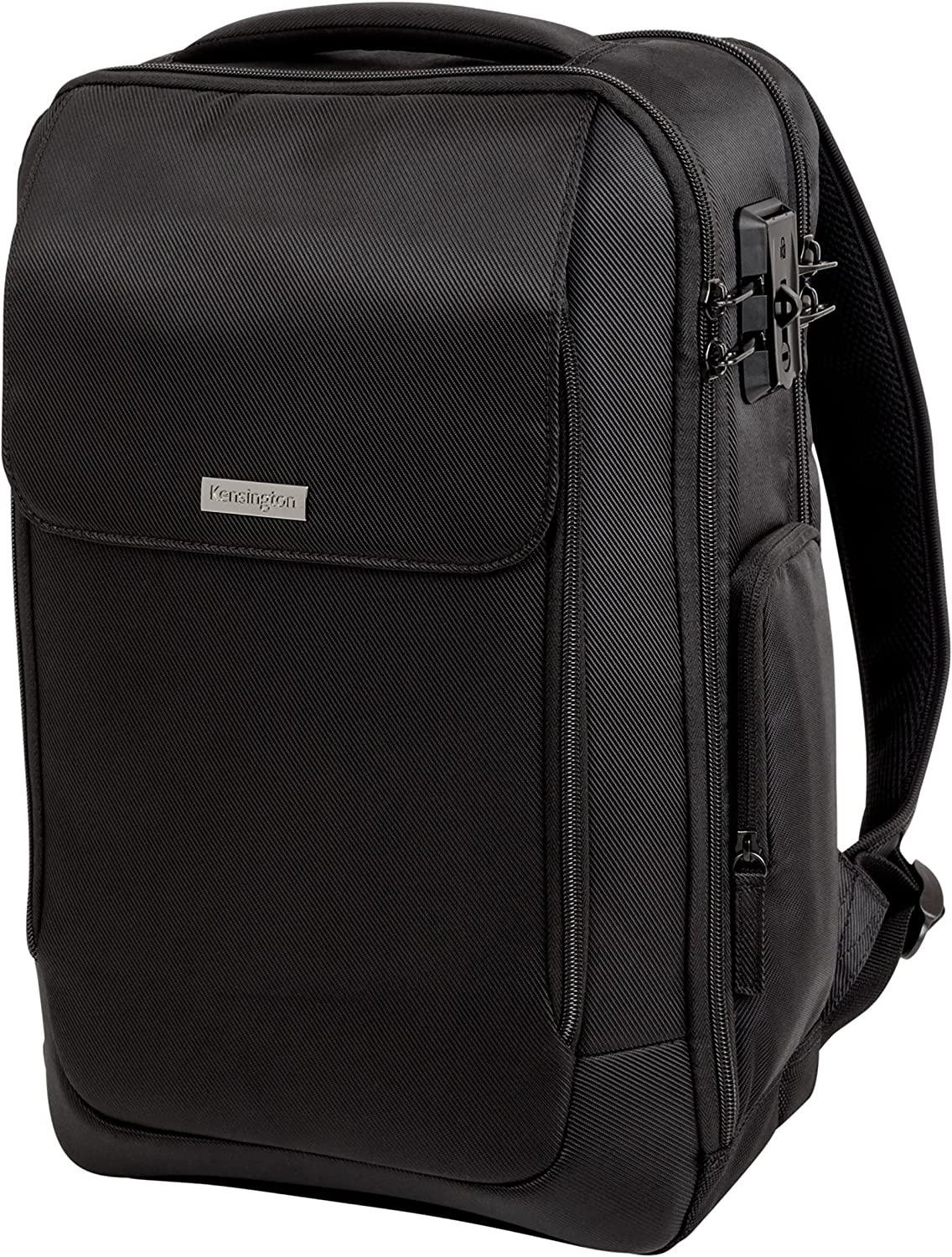 "Kensington SecureTrek 15"" Lockable Anti-Theft Laptop Backpack (K98617WW)"