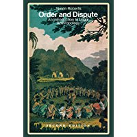 Order and Dispute: An Introduction to Legal Anthropology (Second Edition)