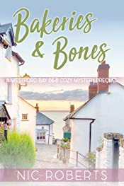 Bakeries and Bones (A Westford Bay B&B Cozy Mystery - Book Zero)